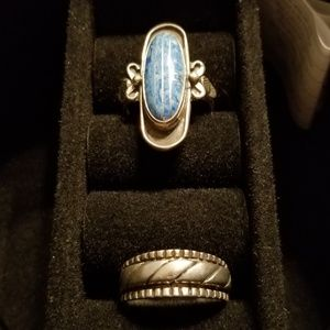 Native American Rings Size 5